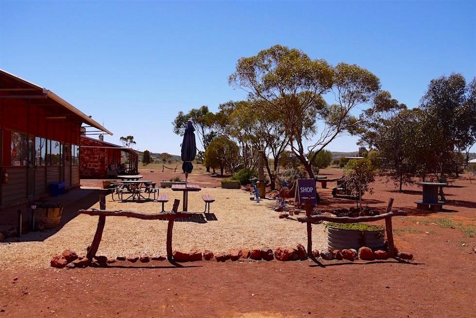 Bar & Shop - Mt Ive Station - South Australia