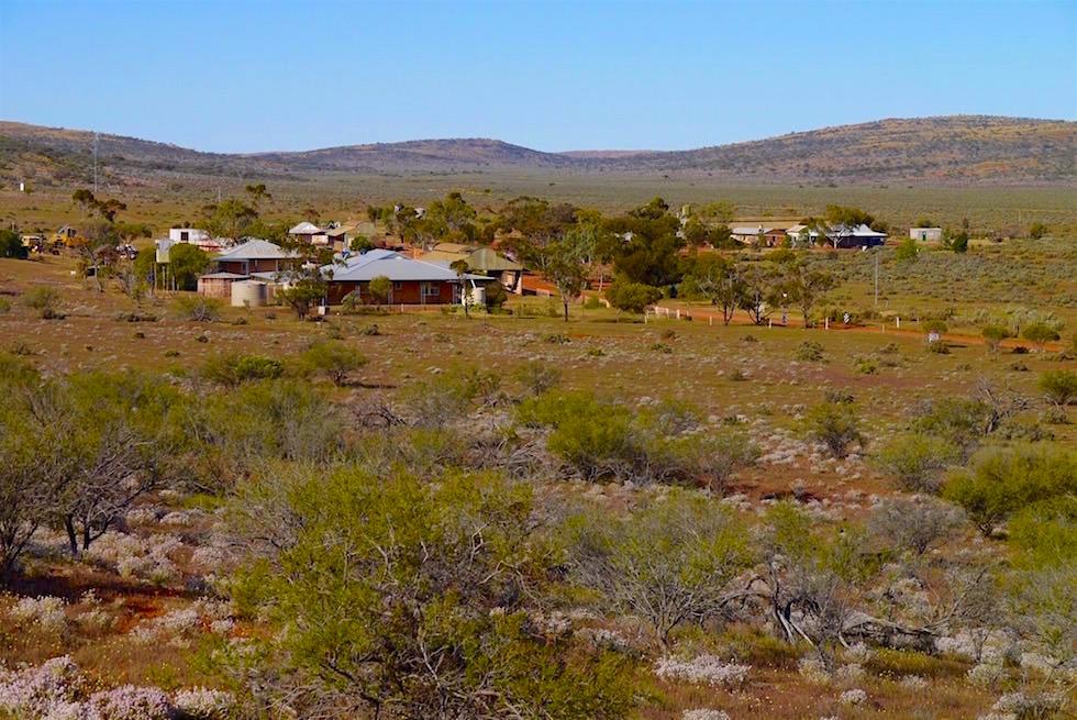 Mt Ive Station in den Grawler Ranges - Lake Gairdner - South Australia