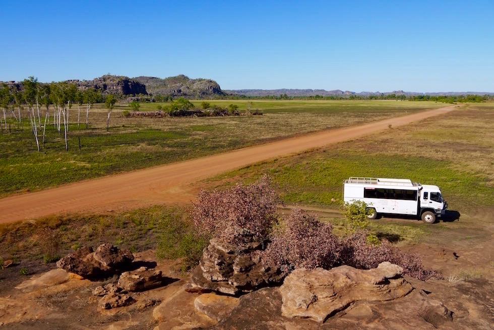 Piste in Arnhem Land- Northern Territory