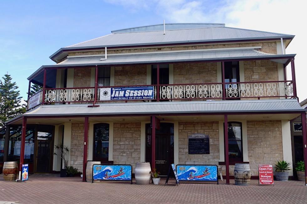 Pub & Hotel Beachport - South Australia