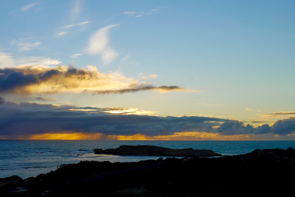 Sonnenuntergang Beachport Bowman Drive - South Australia