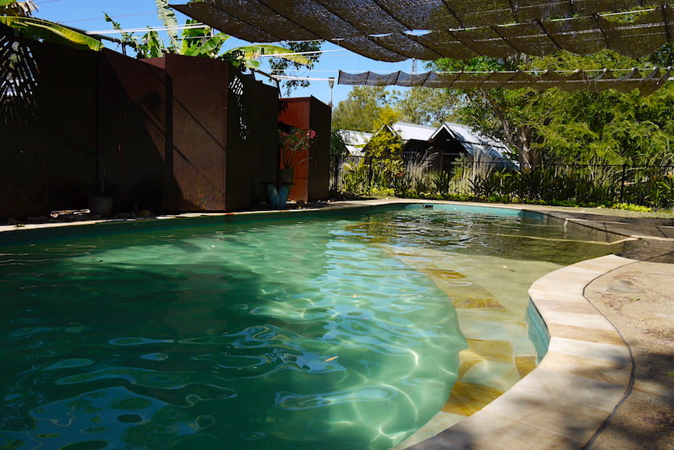 Swimming Pool - Anbinik Caravan Park - Jaribu - Northern Territory