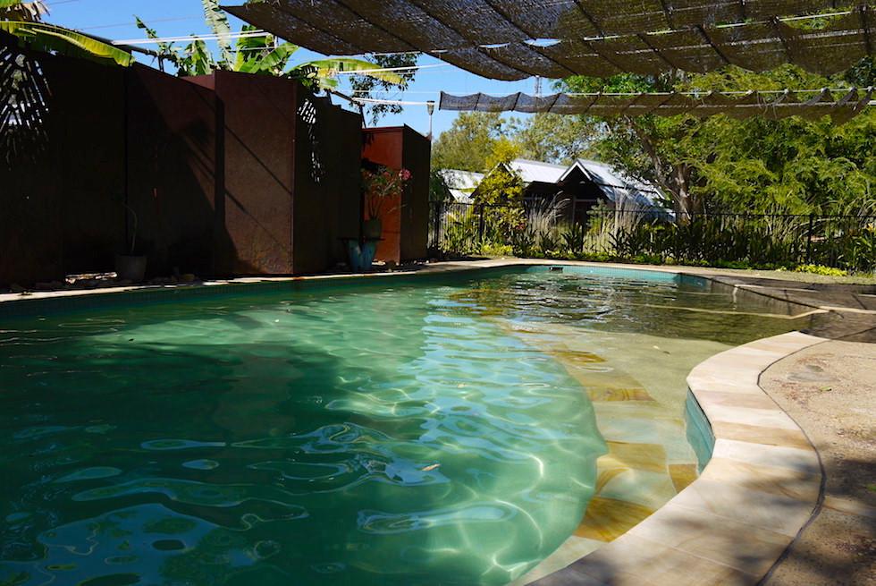 Swimming Pool - Anbinik Caravan Park - Jaribu - Northern Territory