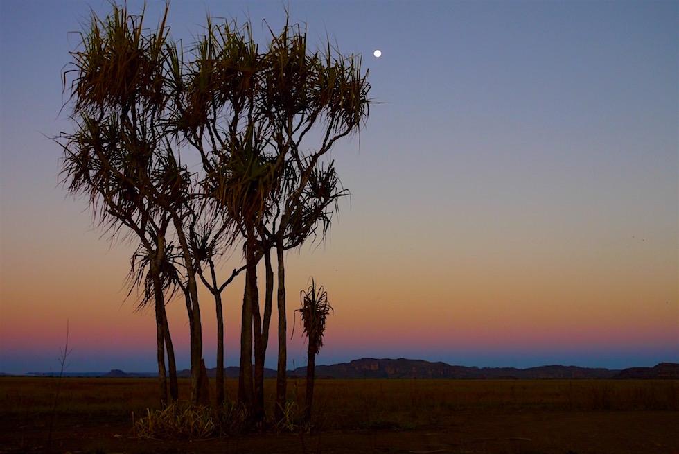 Twilight Atmosphäre - Hawk Dreaming Wilderness Lodge - Northern Territorry