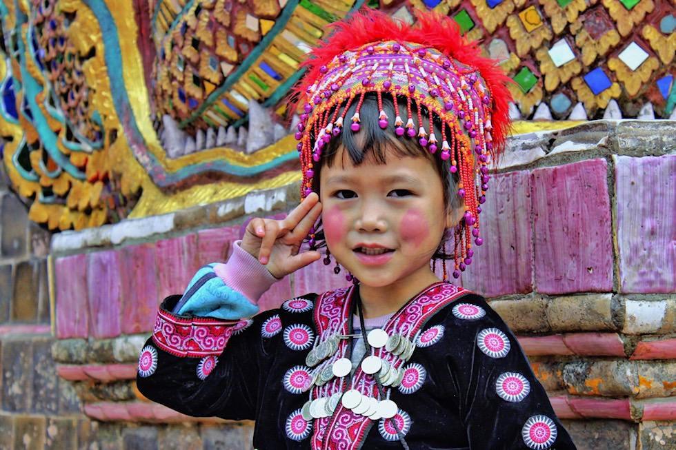 Kinder lachen - irgendwo in Asien