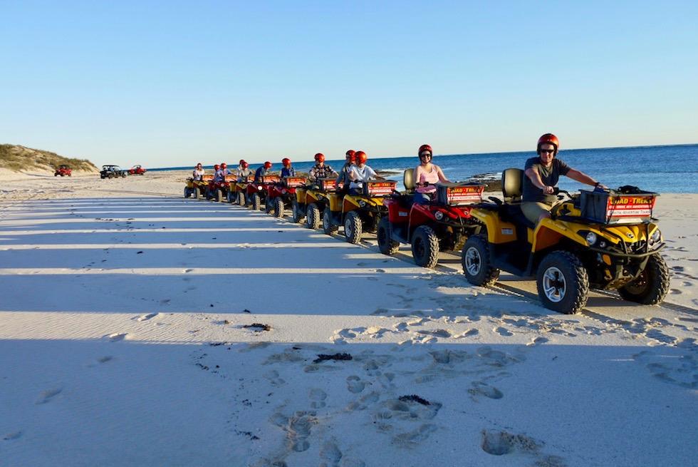 Am Strand - Coral Bay Quad Tour - Western Australia