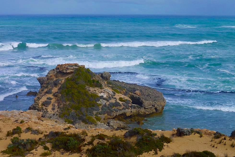 Bartlet Rocks am Bowman Scenic Drive - Beachport - South Australia
