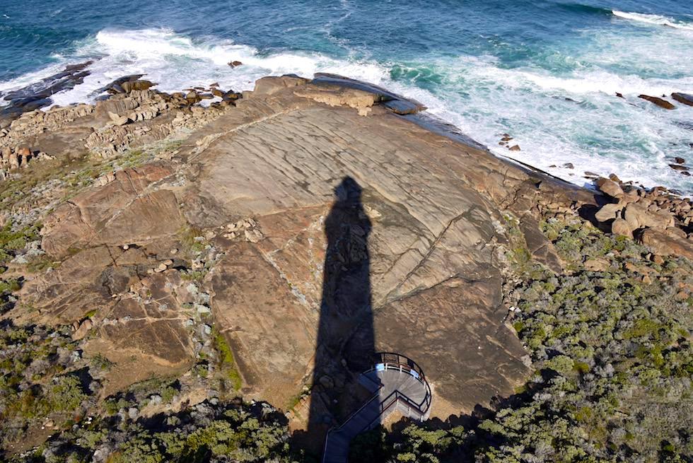 Blick vom Cape Leeuwin Lighthouse - Western Austalia