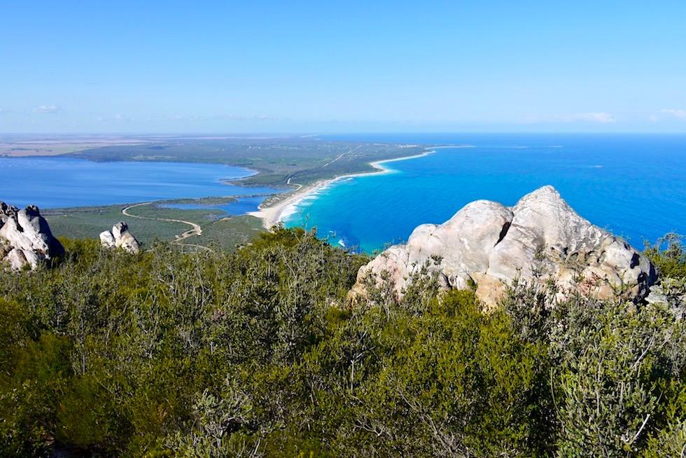 Überwältigender Ausblick vom East Mount Barren - Fitzgerald River National Park - Western Australia