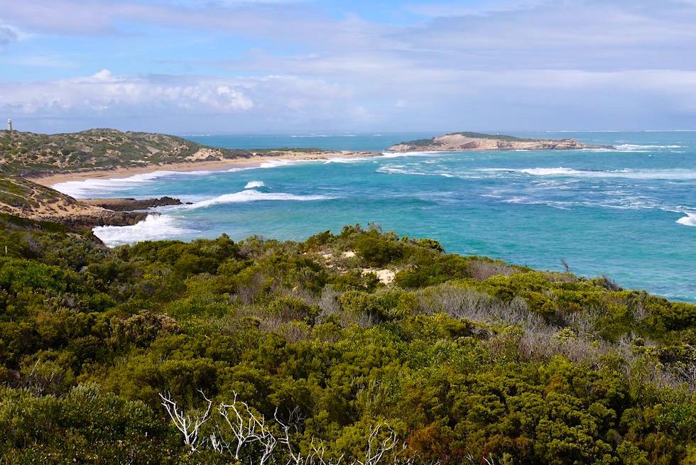 Bowman Scenic Drive & Ausblick von Bartlet Rock - Beachport - South Australia