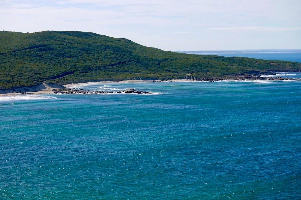 Blick auf die Bucht zwischen Cape Leeuwin und Augusta - Western Australia