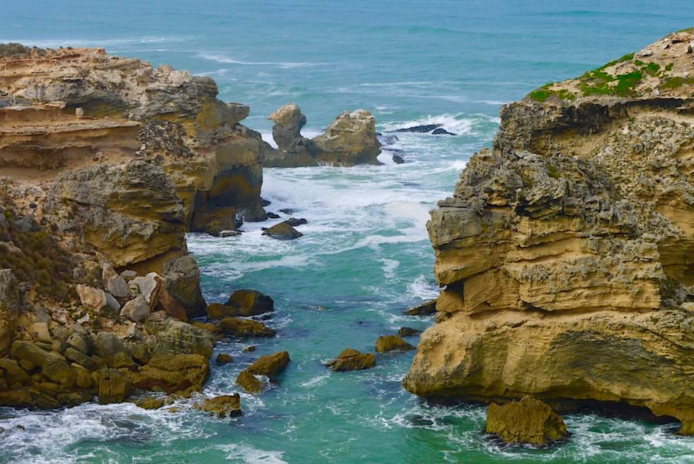 Camel Rock Felsformation - Limestone Coast beim Cape Northumberland - South Australia