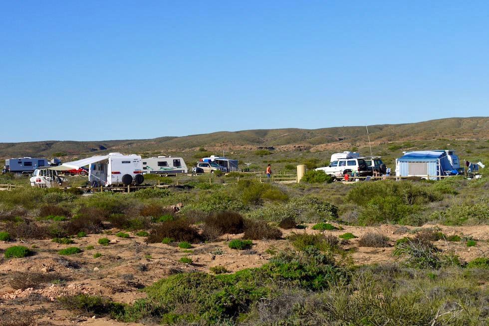 13 wunderschöne, einfache Campingplätze - Cape Range National Park - Western Australia