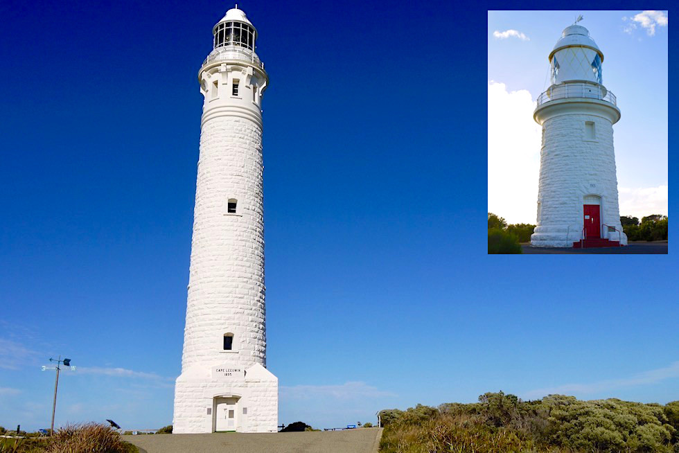 Cape Leeuwin Lighthouse & Cape Naturaliste Lighthouse - Margaret River Region - Western Australia