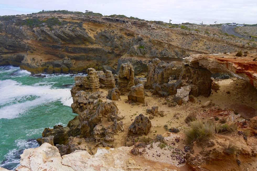 Cape Northumberland - Küstenlandschaft der Limestone Coast - South Australia
