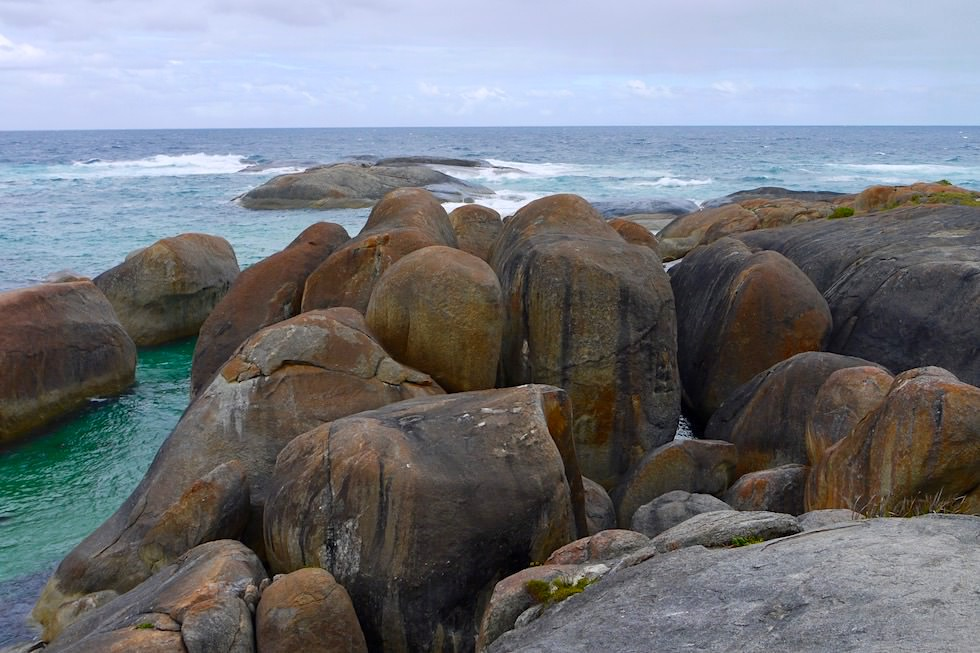 Elephant Rocks - Williams Bay - Rainbow Coast Highlights - Western Australia