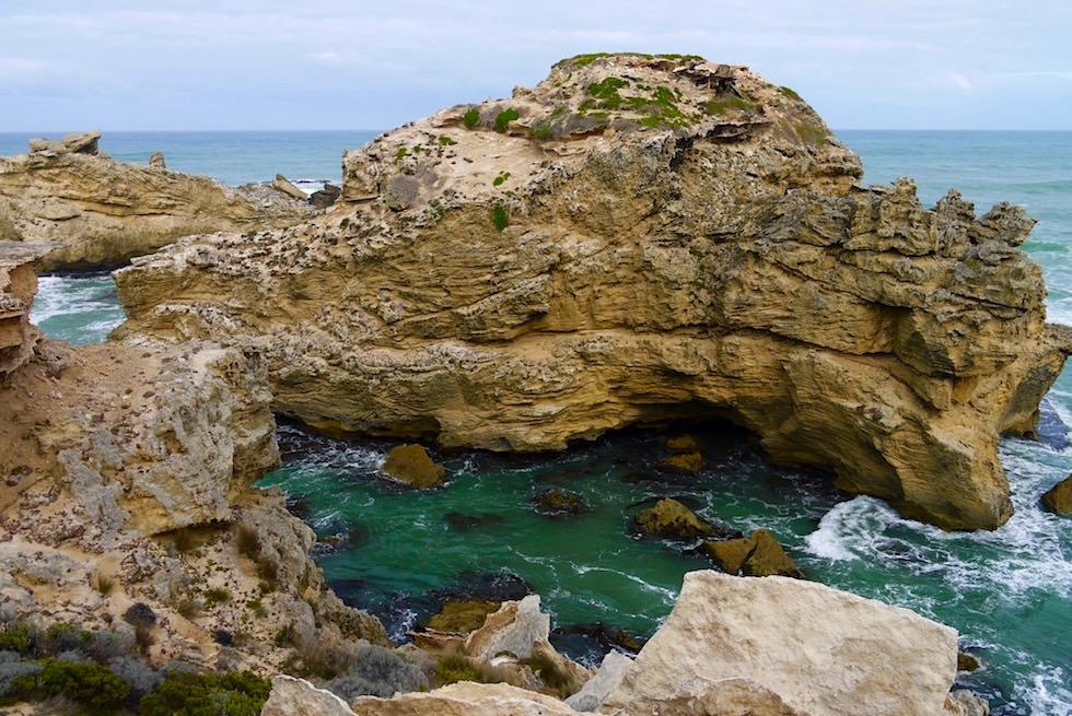 Bizarre Felsen - Cape Northumberland an der Limestone Coast -South Australia