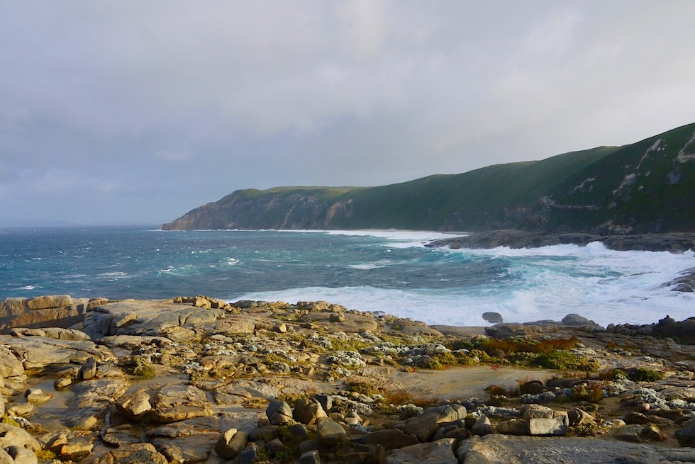Felsküste Torngirrup National Park - Natural Bridge - Albany & Rainbow Coast - Western Australia