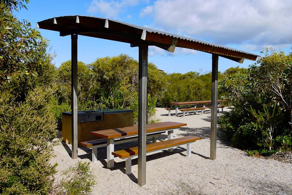 Wunderschöner Four Mile Campground - Fitzgerald River National Park - Western Australia