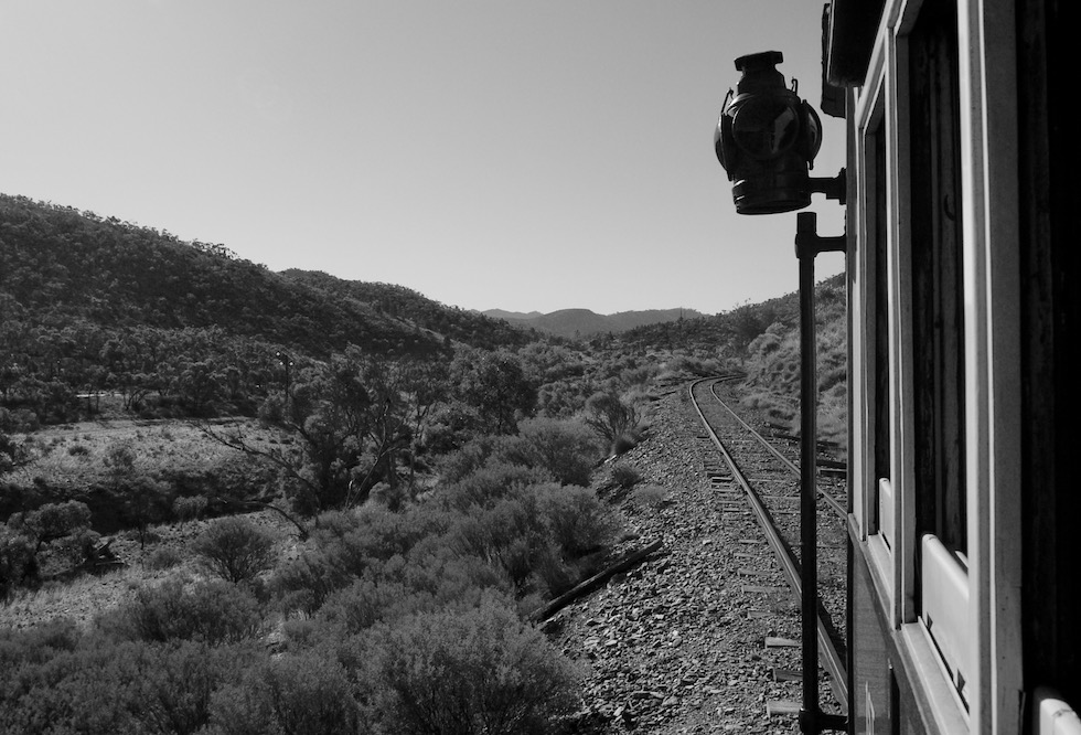 Great Northern Railway - Pichi Richi - Southern Australia