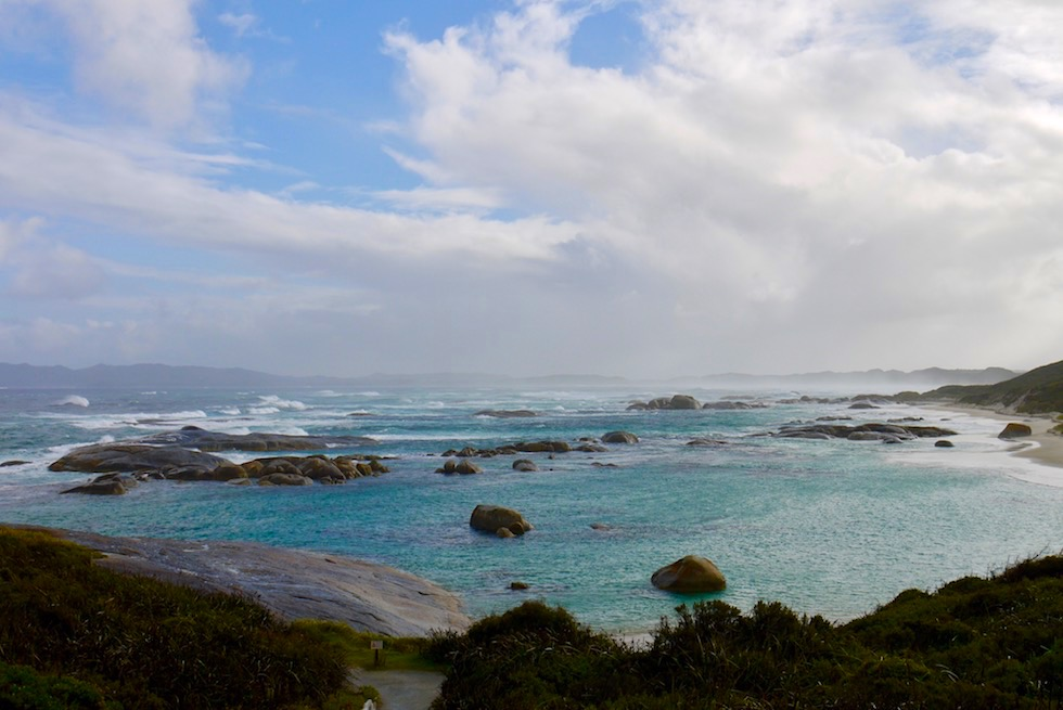 Greens Pool - Williams Bay National Park: eines der Rainbow Coast Highlights - Western Australia