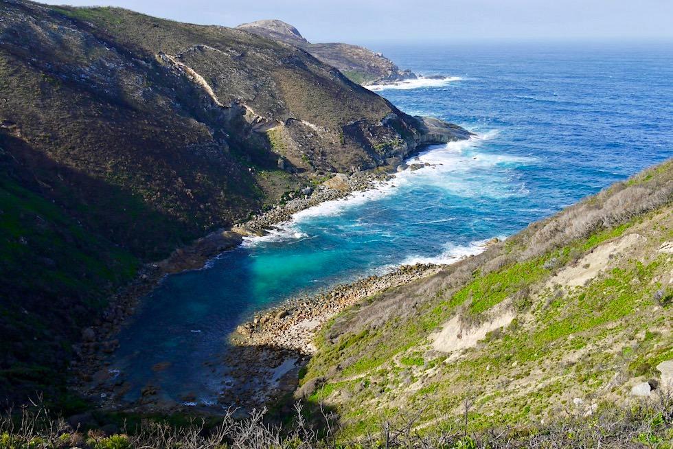 Grandioser Blick auf Jimmy Newell's Habour - Torndirrup National Park - Rainbow Coast Highlights - Western Australia