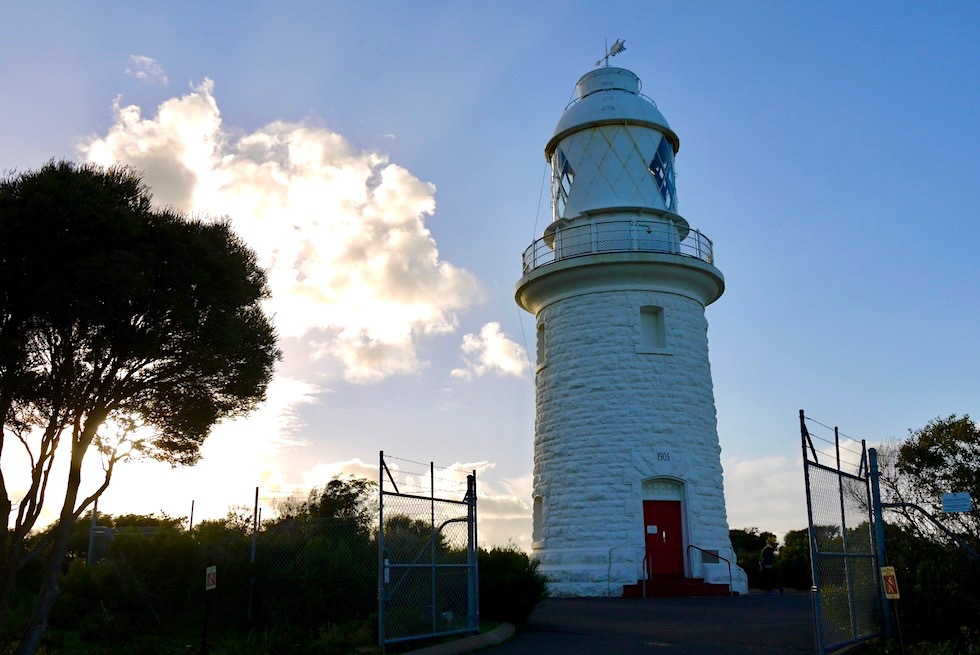 Abendstimmung Leuchtturm - Cape Naturaliste Lighthouse - Western Australia