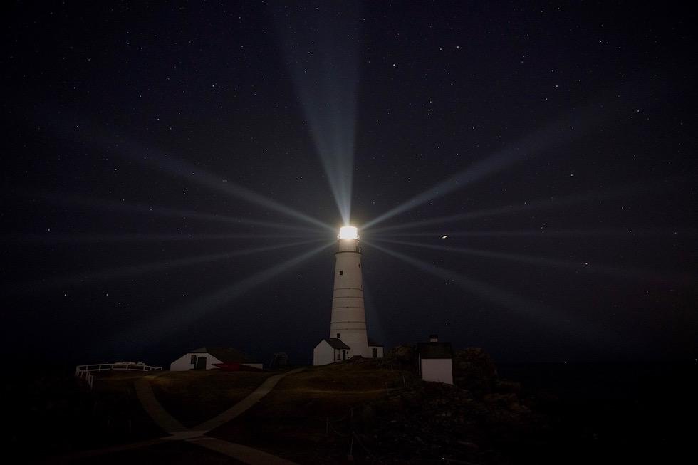 Leuchtturm bei Nacht - Leeuwin-Naturaliste National Park - Western Australia