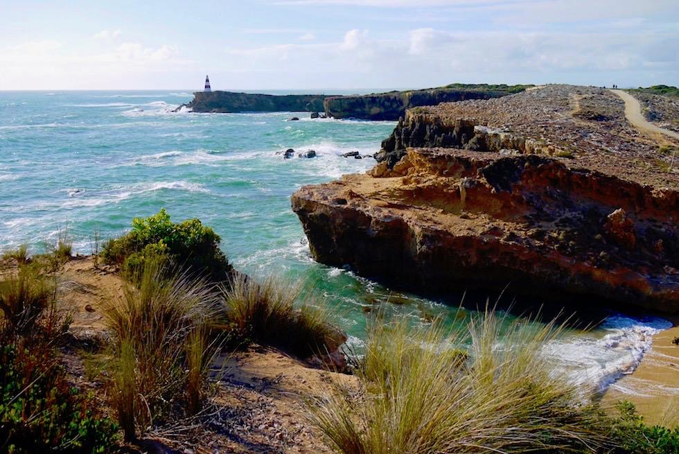 Wanderwege an der Limestone Coast bei Robe - South Australia