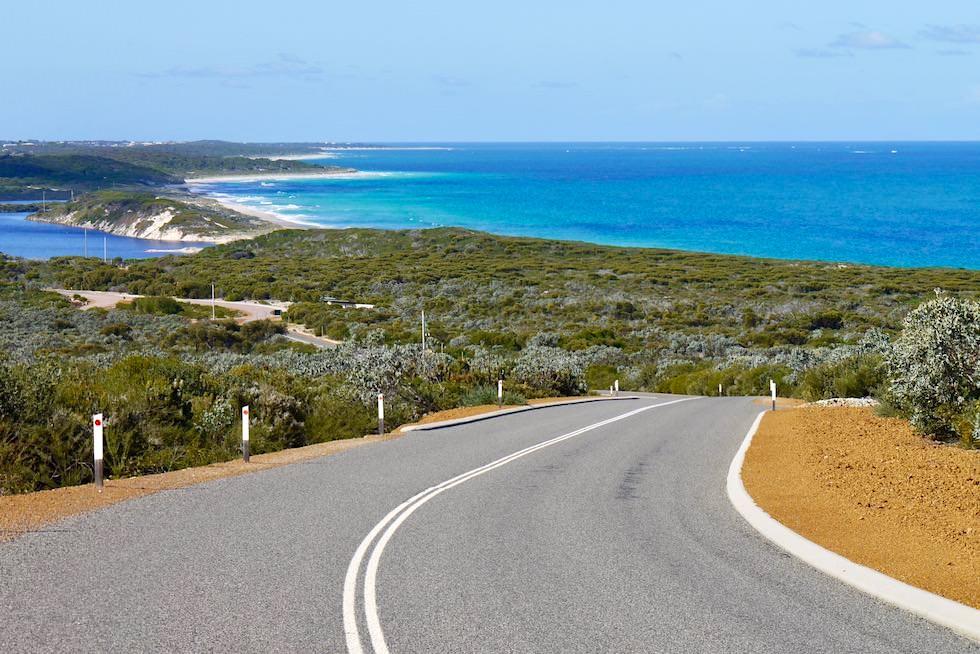 Herrlich Ausblicke vom Hamersley Drive - Fitzgerald River National Park - Western Australia