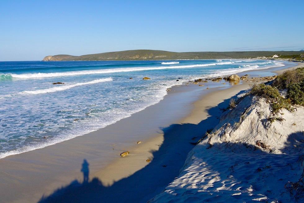 Wunderschöner East Mileys Beach im Fitzgerald River National Park - Western Australia