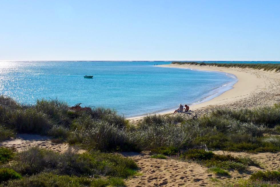 Der Norden von Sandy Bay - Cape Range - Western Australia
