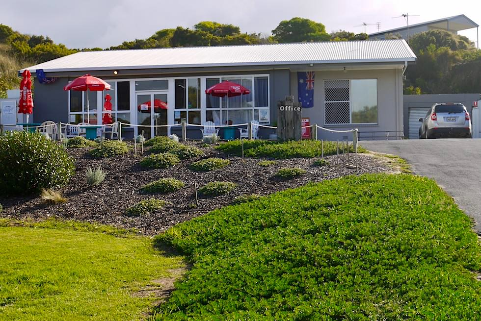 Office - Southern Ocean Tourist Park - Beachport - South Australia