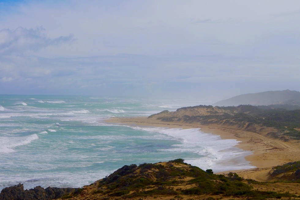 Pigeon Cove & Bartlet Rocks am Bowman Scenic Drive - Beachport - South Australia