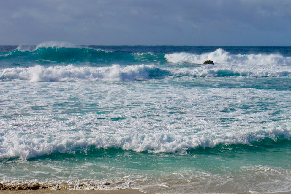 Rainbow Coast & Wellen - Western Australia