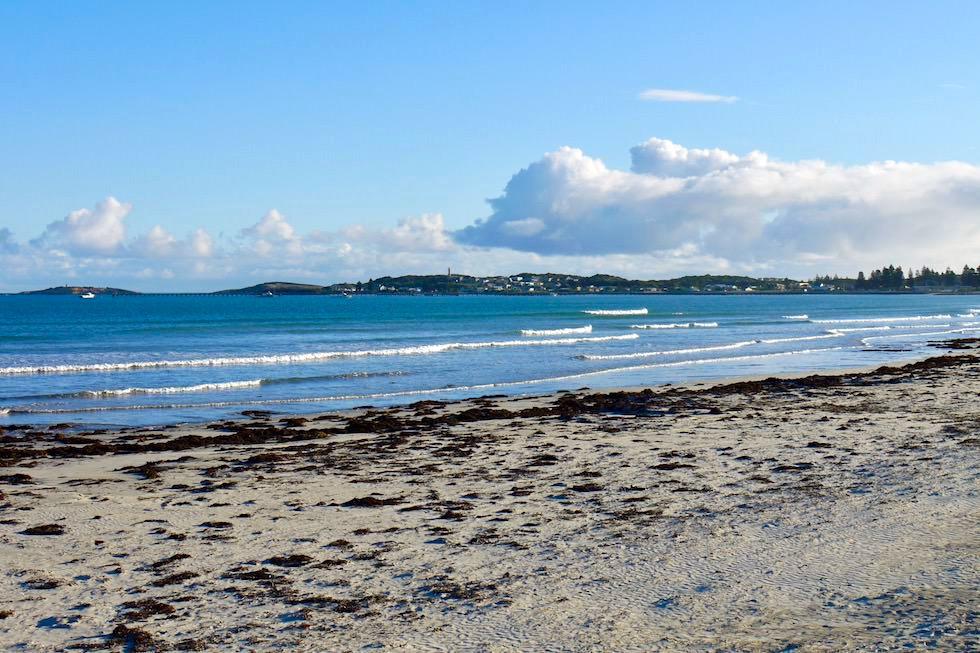 Rivoli Bay & Surfers Beach mit Blick auf Beachport - South Australia