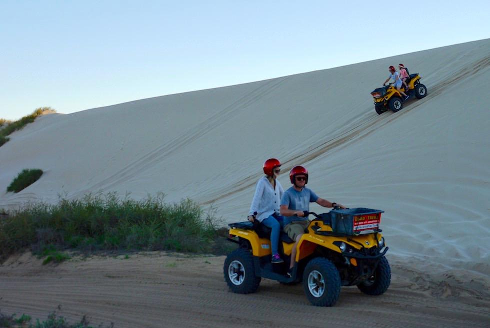 So viel Spaß: Sanddünen Abfahrten - Coral Bay Quad Tour - Western Australia
