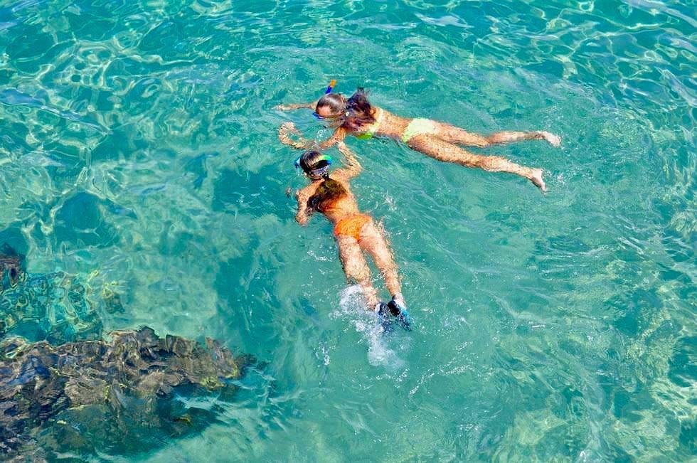 Schnorcheln Ningaloo Riff - Western Australia