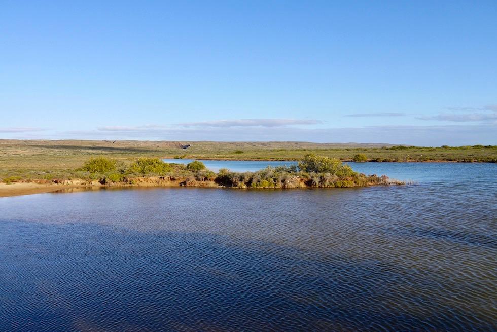 See oder Mündungsgebiet - Lakeside - Cape Range National Park - Western Australia