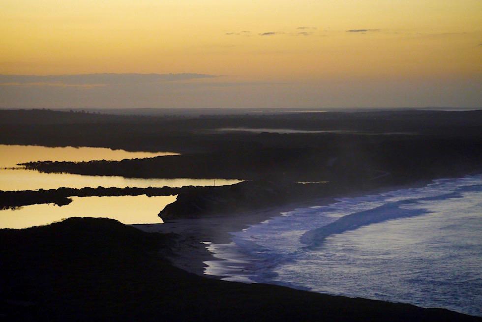 Nach dem Sonnenaufgang - Culham Inlet & Meer - Fitzgerald River National Park - Western Australia