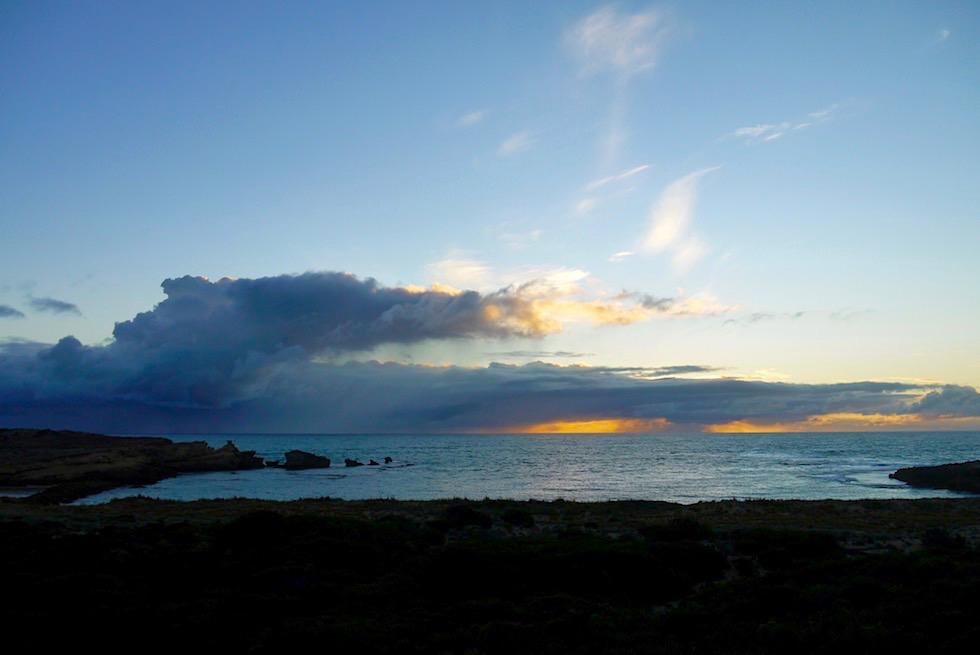 Sonnenuntergang Bowman Scenic Drive - Beachport - South Australia