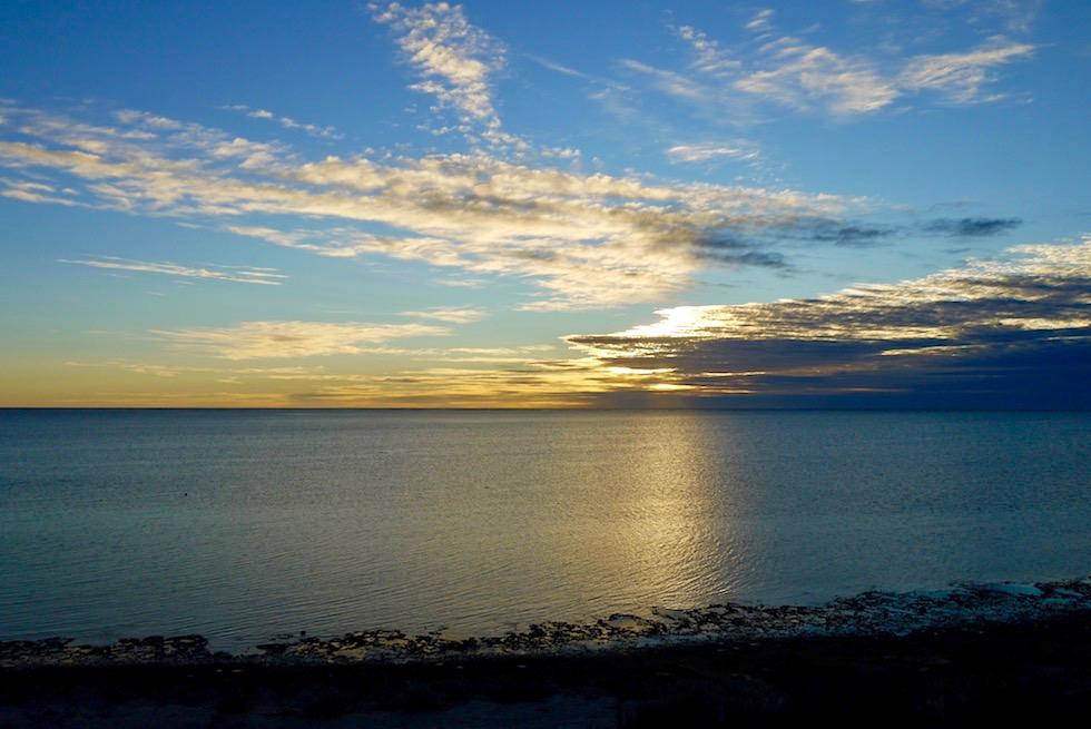 Sonnenuntergang - Coral Bay Quad Tour - Western Australia