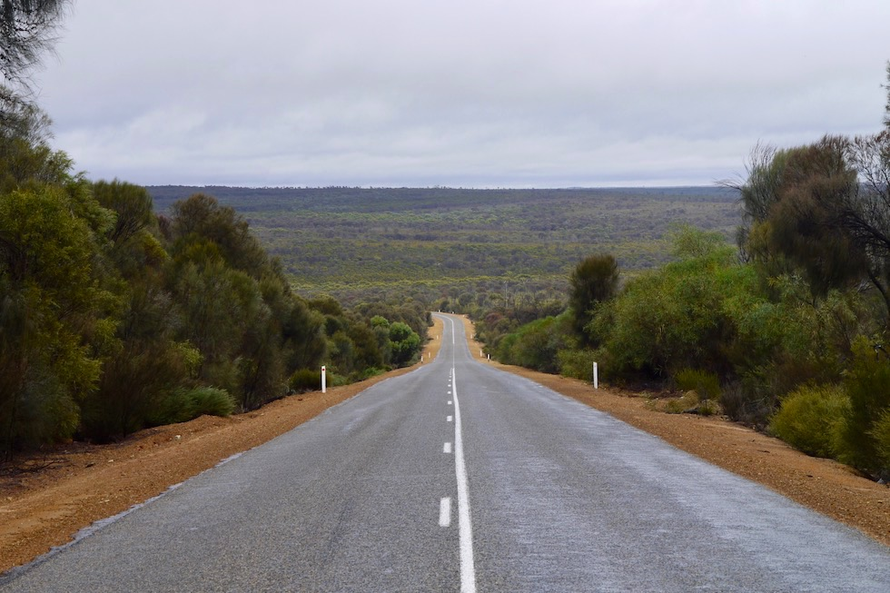 South Coast Highway zu den Rainbow Coast Highlights - Denmark - Western Australia