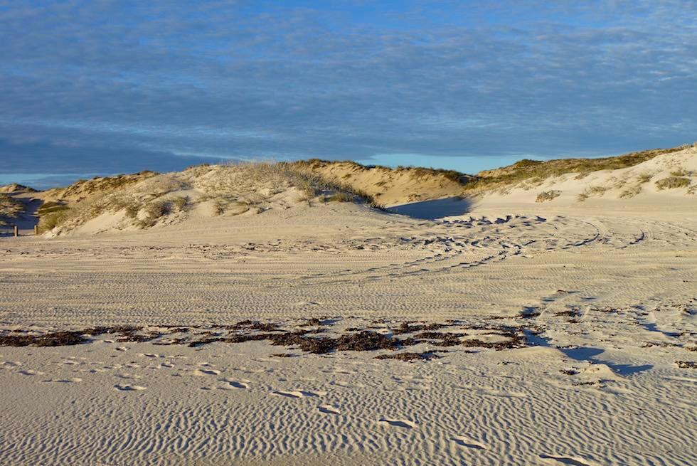 Strand Abendsonne - Coral Bay Quad Tour - Western Australia