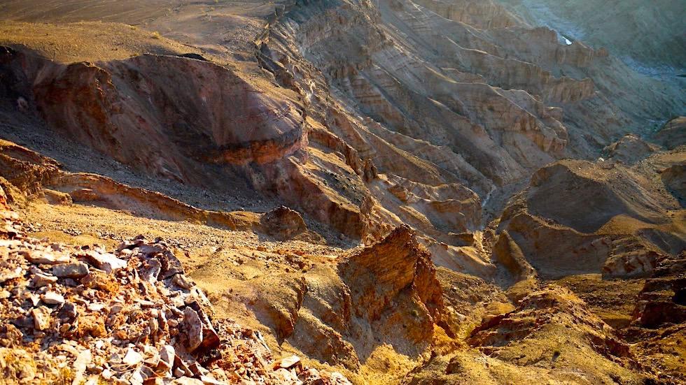Atemberaubender Sonnenuntergang - Fish River Canyon - Namibia