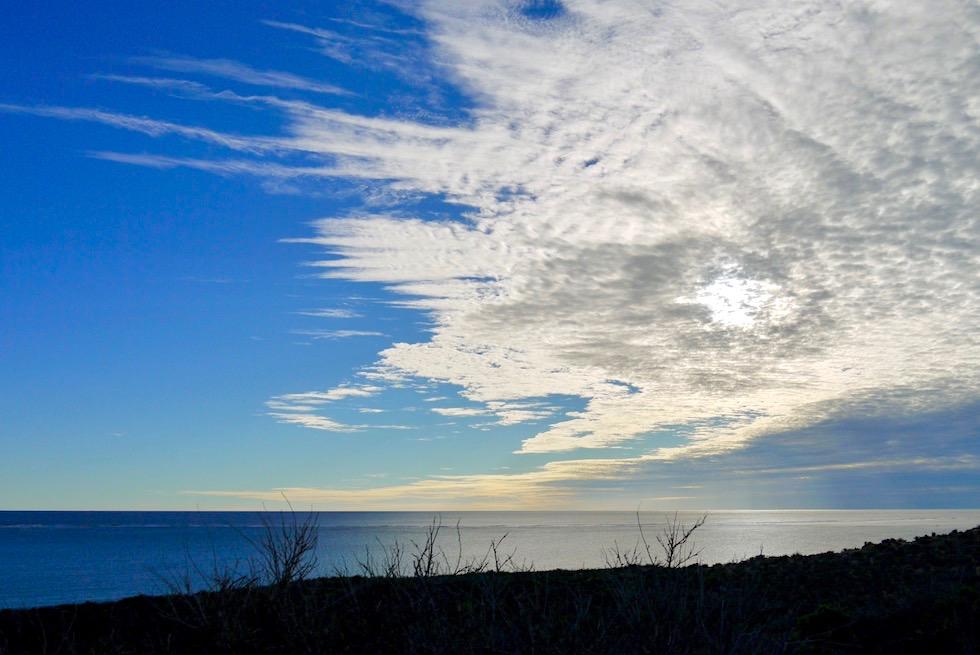 Sunset Coral Bay Quad Tour - Blick auf Indischen Ozean - Western Australia