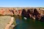Yardie Creek -Faszinierende Bootstour & Grandioses Steilklippen Panorama!