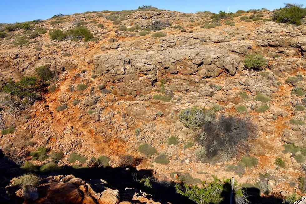 Wanderpfad - Yardie Gorge Trail - Western Australia