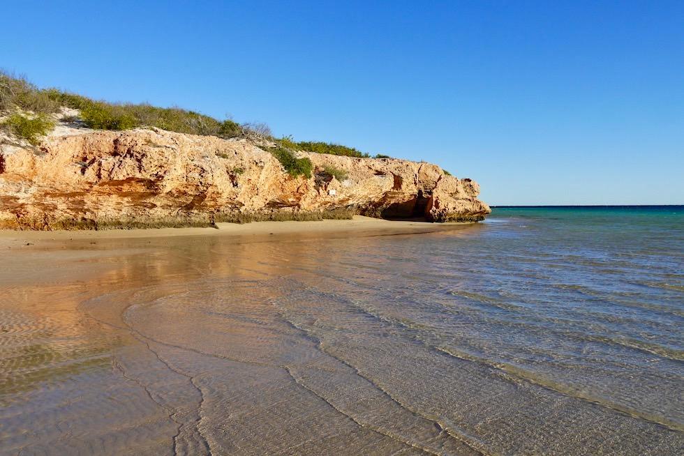 Vom Südende bei Coral Bay geht es zum Purdy Point - Coral Bay - Western Australia