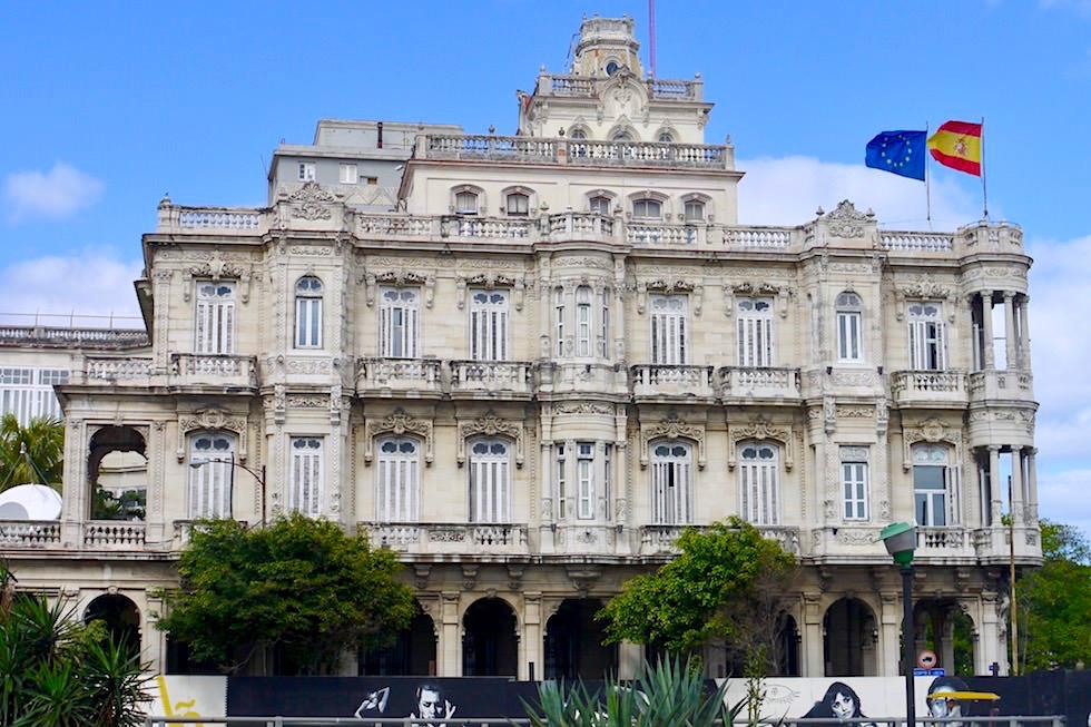 Botschaftsgebäude - Havanna - Kuba